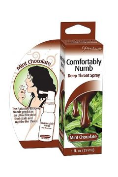 Comfortably Numb Choco-Menthe