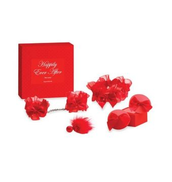 Coffret Happily ever after - Rouge