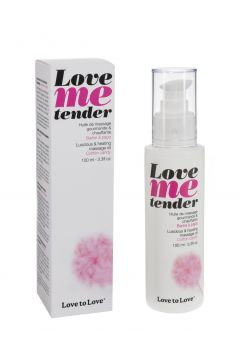Love Me Tender Barbe à Papa 100ML